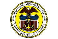 Maritime Administration - USA Logo